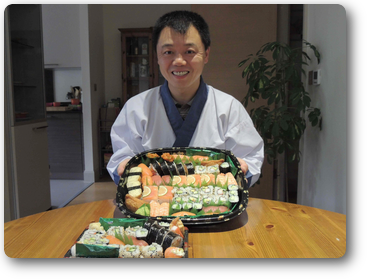 """""""Thank you very much for the wonderful afternoon ! I am very pleased to  meet you , you are so charming !  Every member of my family enjoyed the  sushi very much ! I would highly recommend the sushi course , a very  warm welcome from  Norihito and Yoshie upon arrival . They talked about  the history and culture of Japanese food, the way to eating sushi which  was interesting and refreshing.  The skill of making sushi was  professional and valuable , I really enjoyed the course and had lots of  fun while making sushi !  probably was the best learning experience I  have ever had !  The goodie bag and big tray of sushi to take home were  absolutely generous ! Thank you very much Norihito and Yoshie  """""""
