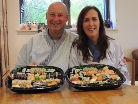 """This was a gift for my partner as we have enjoyed sushi many times in  the past. From the first minute, Nari and Yoshie made us feel welcome, a  feeling that lasted throughout out our afternoon lesson. We thoroughly  enjoyed making our sushi and learning the proper techniques required. We  would highly recommend this lovely afternoon and it has actually given  us the impetus to plan a trip to explore Japan and it's culinary  delights."""