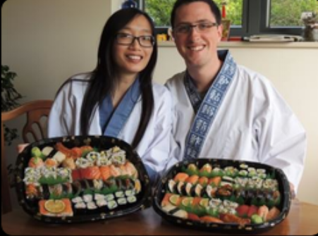 """""""I attended Nari and Yoshie's sushi class with my partner as I have been  interested in Japanese food for a long time. Nari and Yoshie explained  everything very clearly and gave us a comprehensive introduction to  sushi-making. The course was well organised, with smooth transition in  between learning of different techniques. My partner and I both had a  lot of fun! Now we are both ready to make some sushi with our friends  soon! Thanks to Nari and Yoshie for a great afternoon! """""""