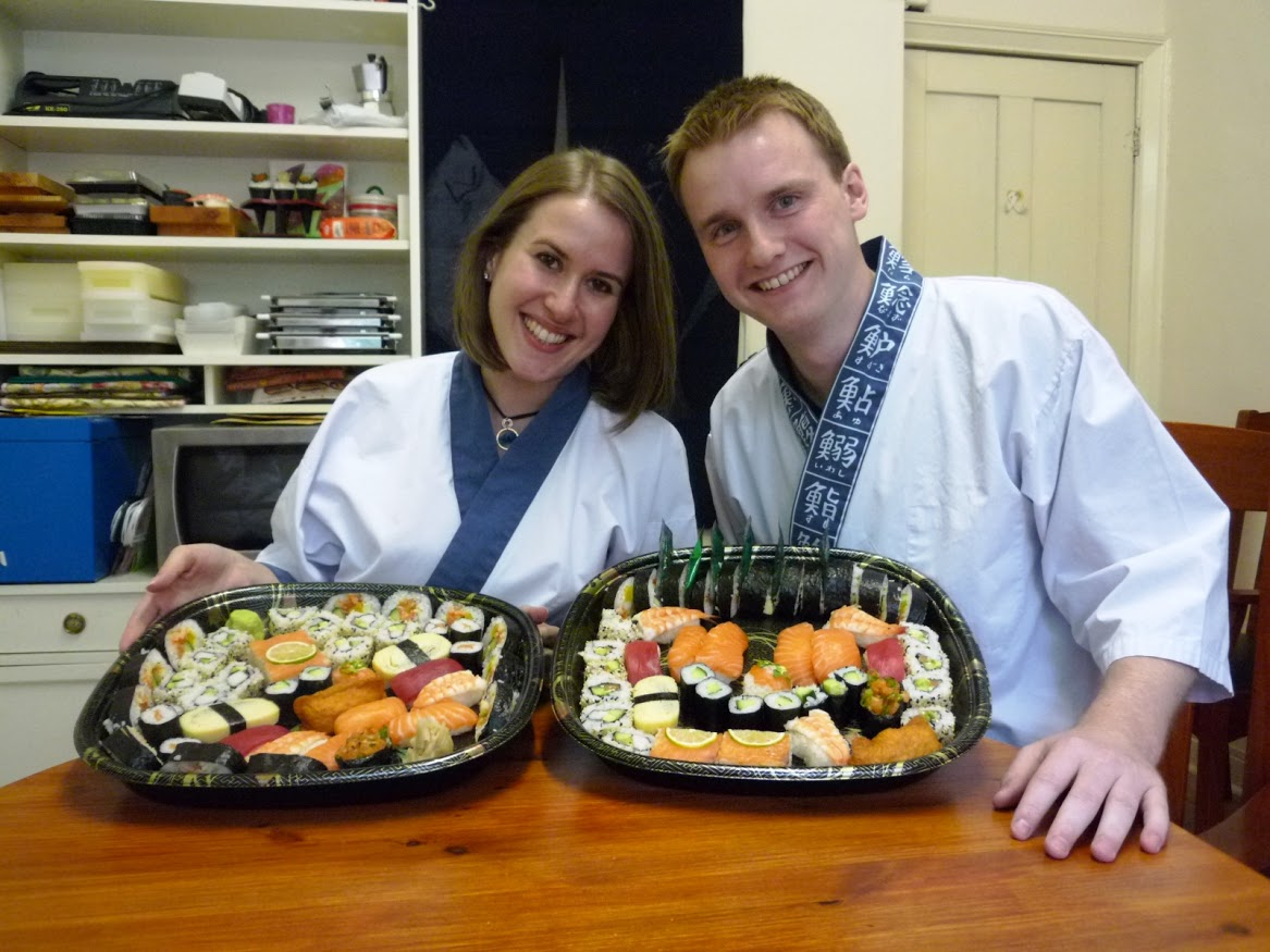 """We had an absolutely fantastic time and couldn't recommend the  experience enough!  It was a really hands-on day, with brilliant tips  and explanations of how Sushi is put together. We couldn't have asked  for better teachers than Mr & Mrs Matsunaga; the fish was of  excellent quality; the robes and slippers made it feel wonderfully  authentic; and it was unique to have the opportunity to learn all this  in such an intimate group! On top of all that we left with a wonderful  starter pack and simply enormous amount of Sushi to share later. It all  worked together to"