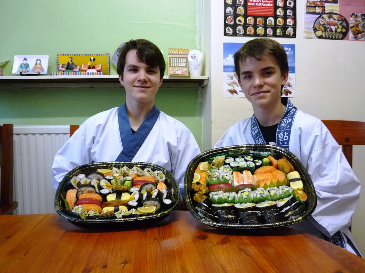 """I had a brilliant time on the course, and I feel confident about  cooking sushi more in the future. I especially enjoyed the fact that we  were taught to make such a large variety of different dishes and had  plenty of opportunity to practice our sushi-making skills. Not only  that, but we returned home with a huge plate of sushi, and my family and  friends all agreed that it was delicious! I would recommend this to  anyone, whether they want to hone their culinary skills, or are just  looking for a fun afternoon doing something different."""