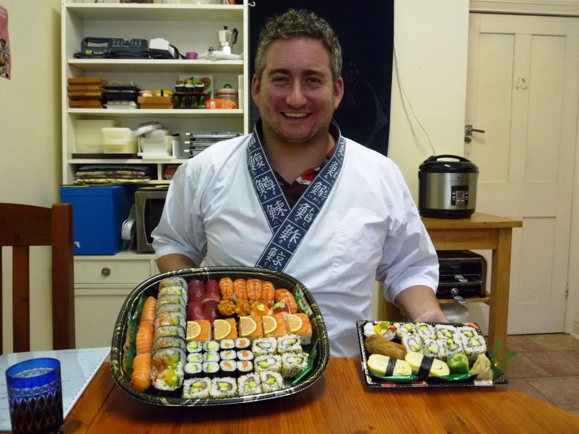 """""""I really enjoyed my time doing this course and got lots out of it, I am  a professional chef and I wanted to learn from experienced  professionals and that is exactly what I got and in a lovely  environment. Thank you both for the experience and accommodating all my  needs I will be recommending you to my friends and colleges. """" By  Richrad"""