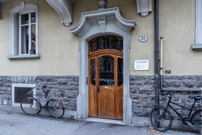 Praxis Rita Reichmuth Shiatsu Zähringerstrasse 20 Luzern