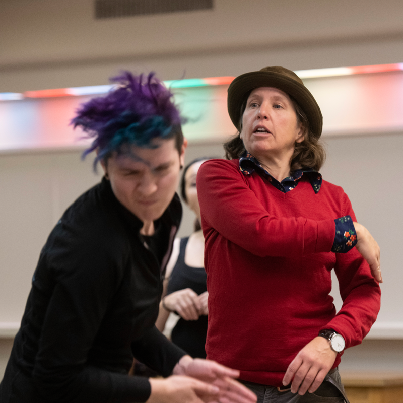 Clowning Workshop with Mooky