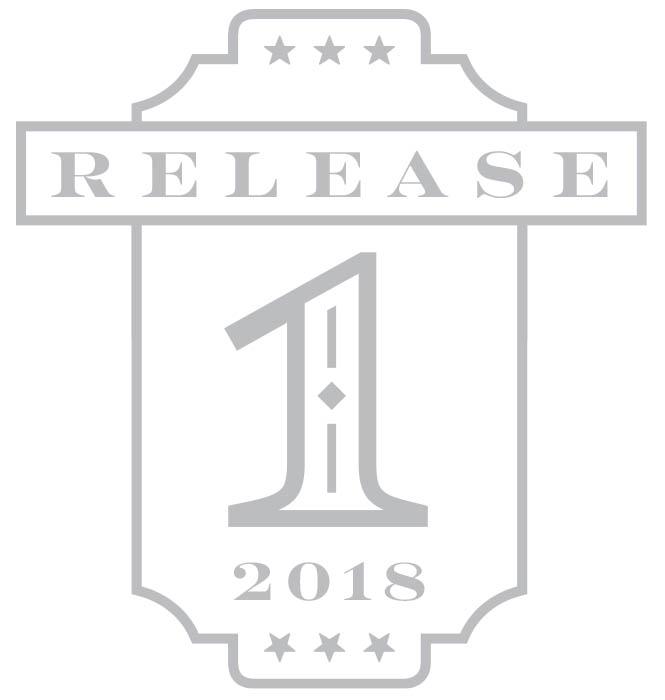 Sam Houston 12 Year-Release 1-2018 Emblem