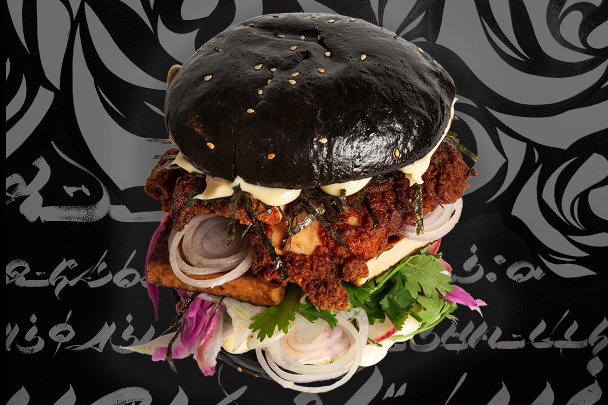 Usugrow Burger