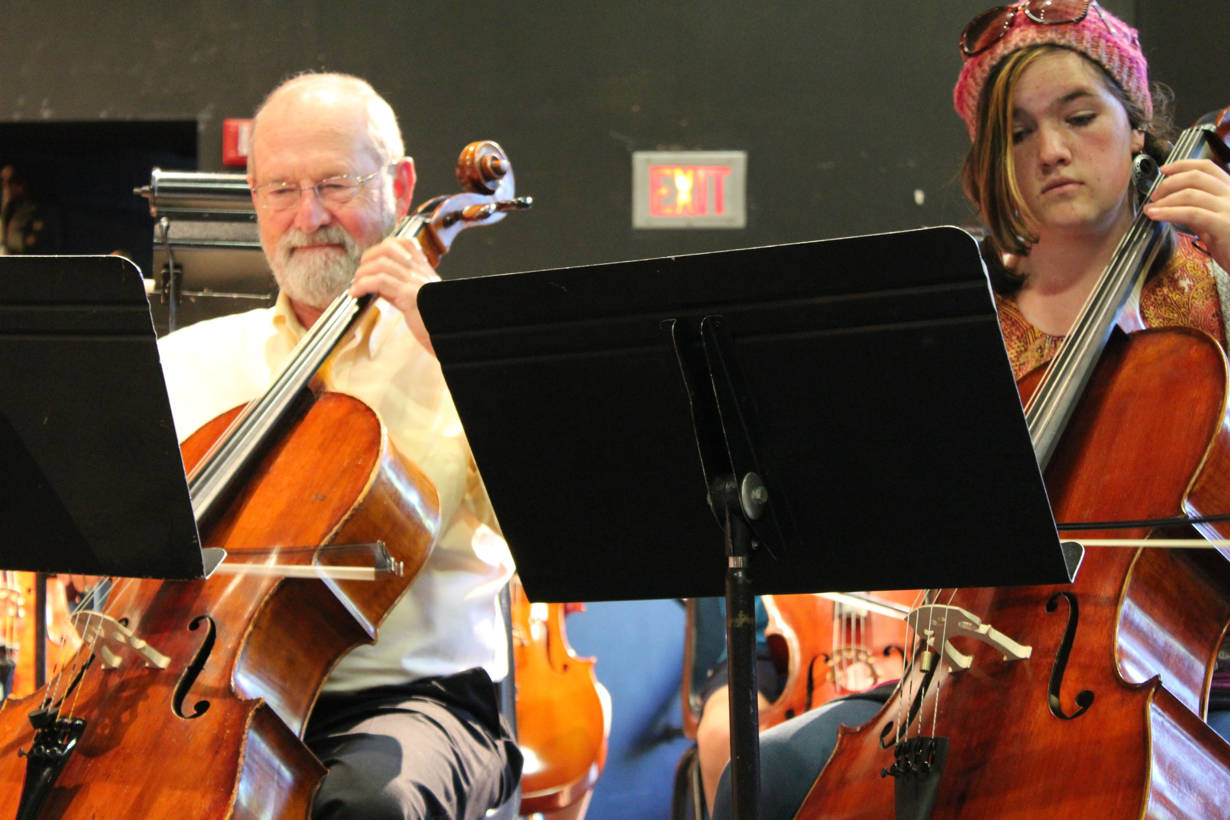 Our Mission - To inspire and enrich Central Vermont musicians and audiences of all ages through performances of new and traditional chamber orchestra repertory.Our members are dedicated volunteers who come together several times a year to provide engaging performances of both traditional and contemporary chamber orchestra repertory.Learn More