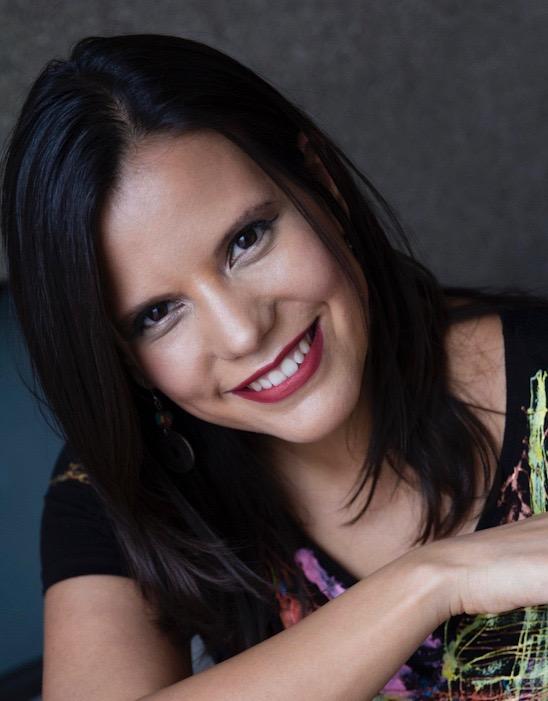 Diana Syrse (Diana Syrse Valdés Rosado) - Composer and singer, Mexico City, 1984
