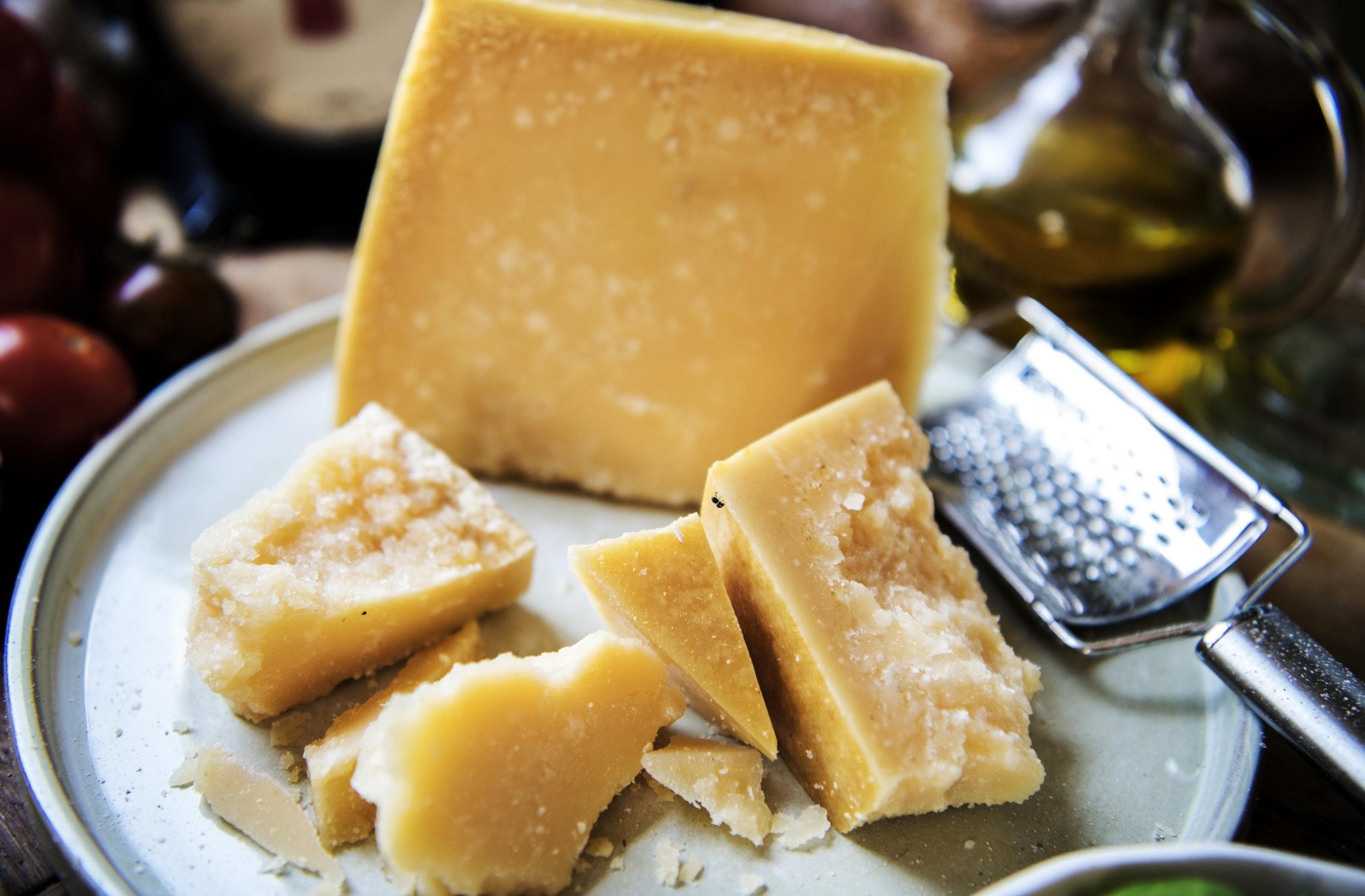 - Cheese