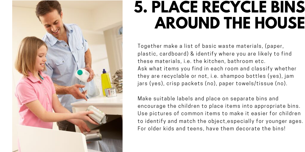 Our downloadable    Recycle Resource Pack    is packed with info, facts and tips from your choose from!