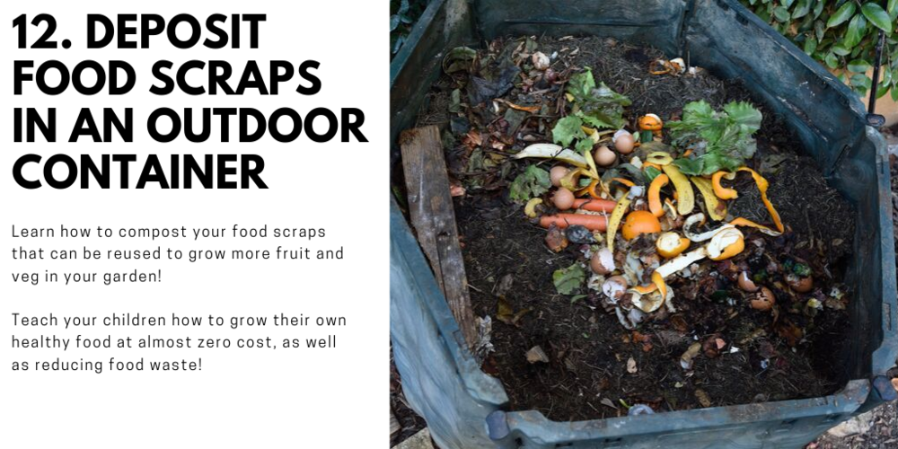 Learn how to compost here!