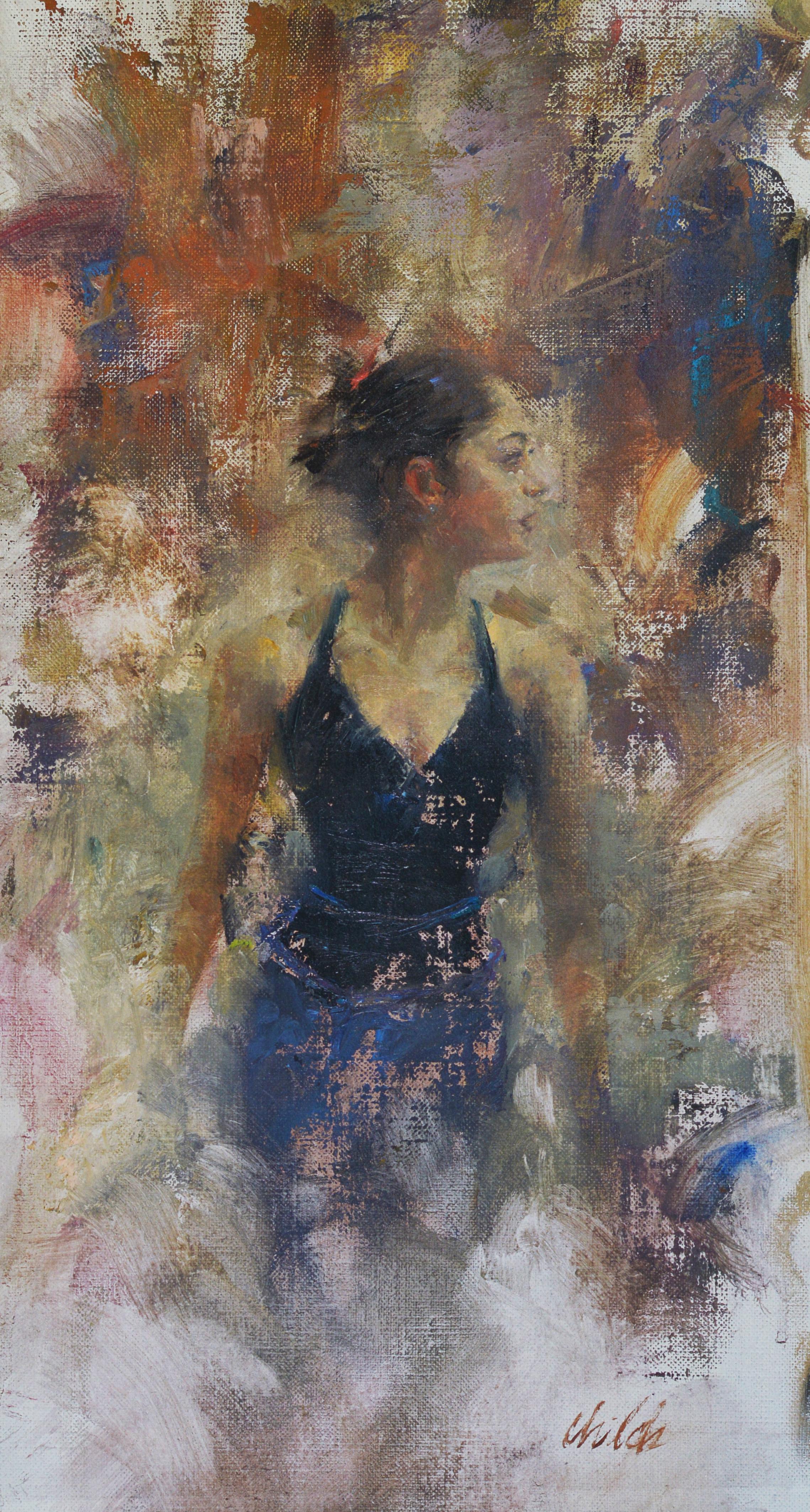 Dance Painting - 19x9