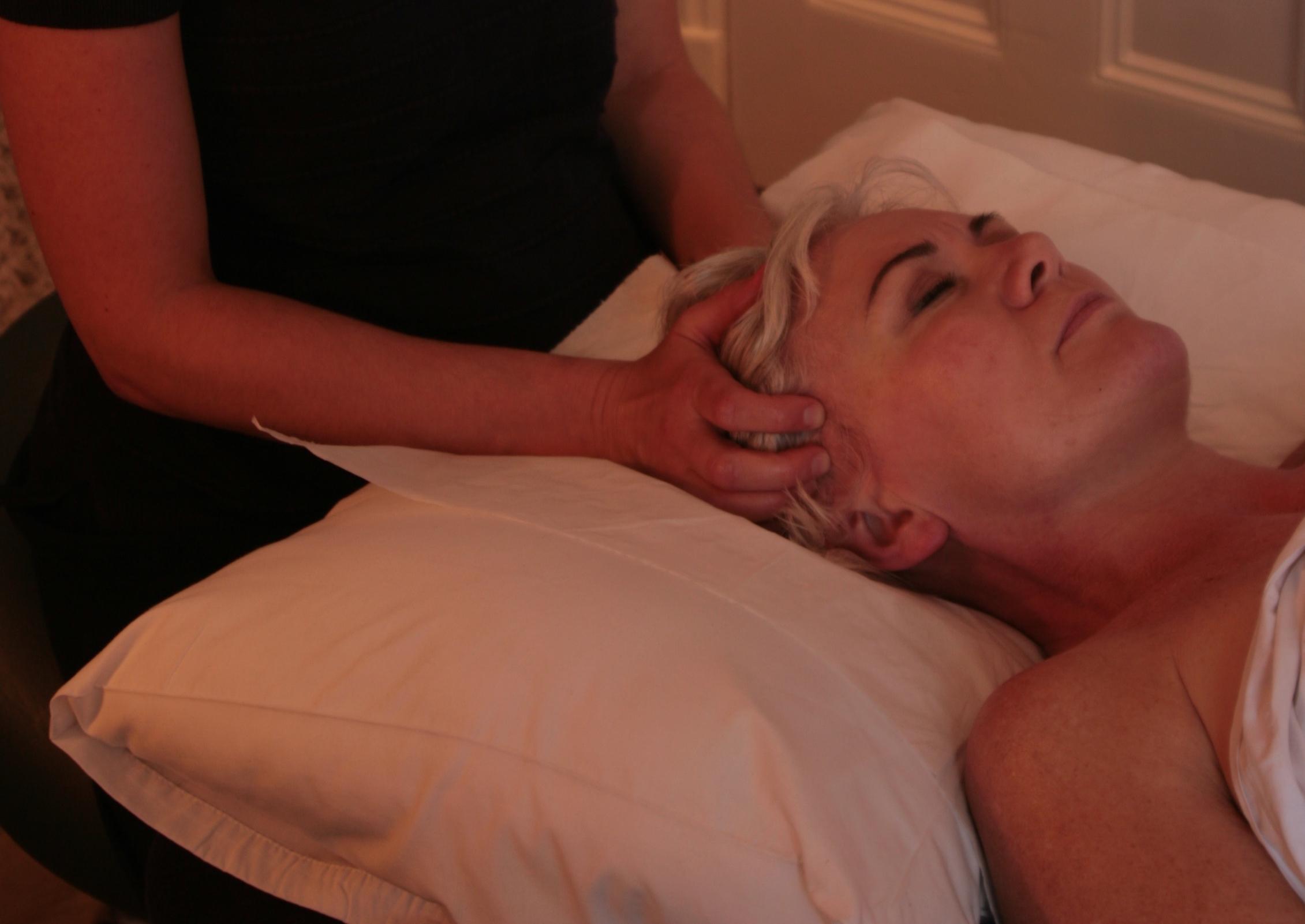 Therapeutic massage in north Shropshire