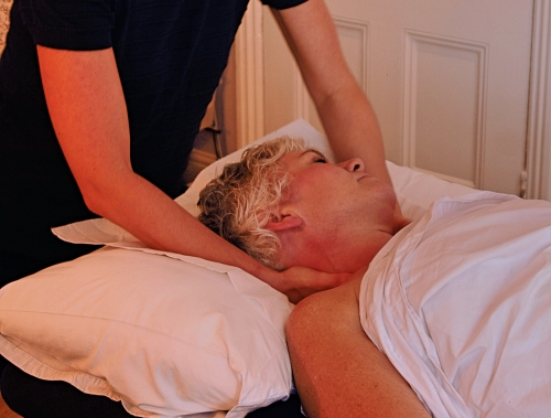 Therapeutic massage in Whitchurch Shropshire eases muscular and joint aches and pains