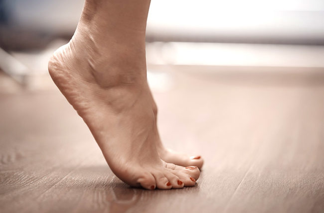 Keep your ankles in great shape