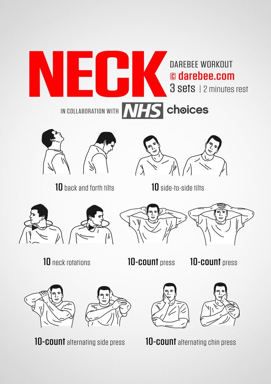 Help with neck pain in Whitchurch, Shropshire