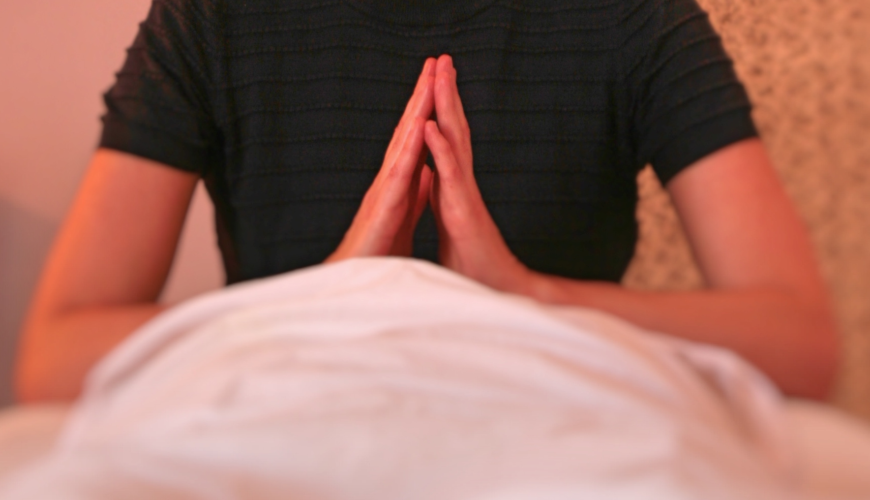 Therapeutic massage in Shropshire, a moving, living prayer