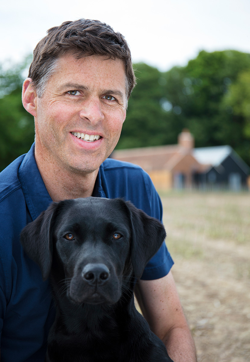 Nick - Born and bred on the River Itchen, Nick has been involved with the ChalkStream® farms since the age of 7, and was instrumental in persuading Hugo that trout were sexier than coffee. He is a fish farm owner, and works on both the production and commercial elements of the business.Email Nick