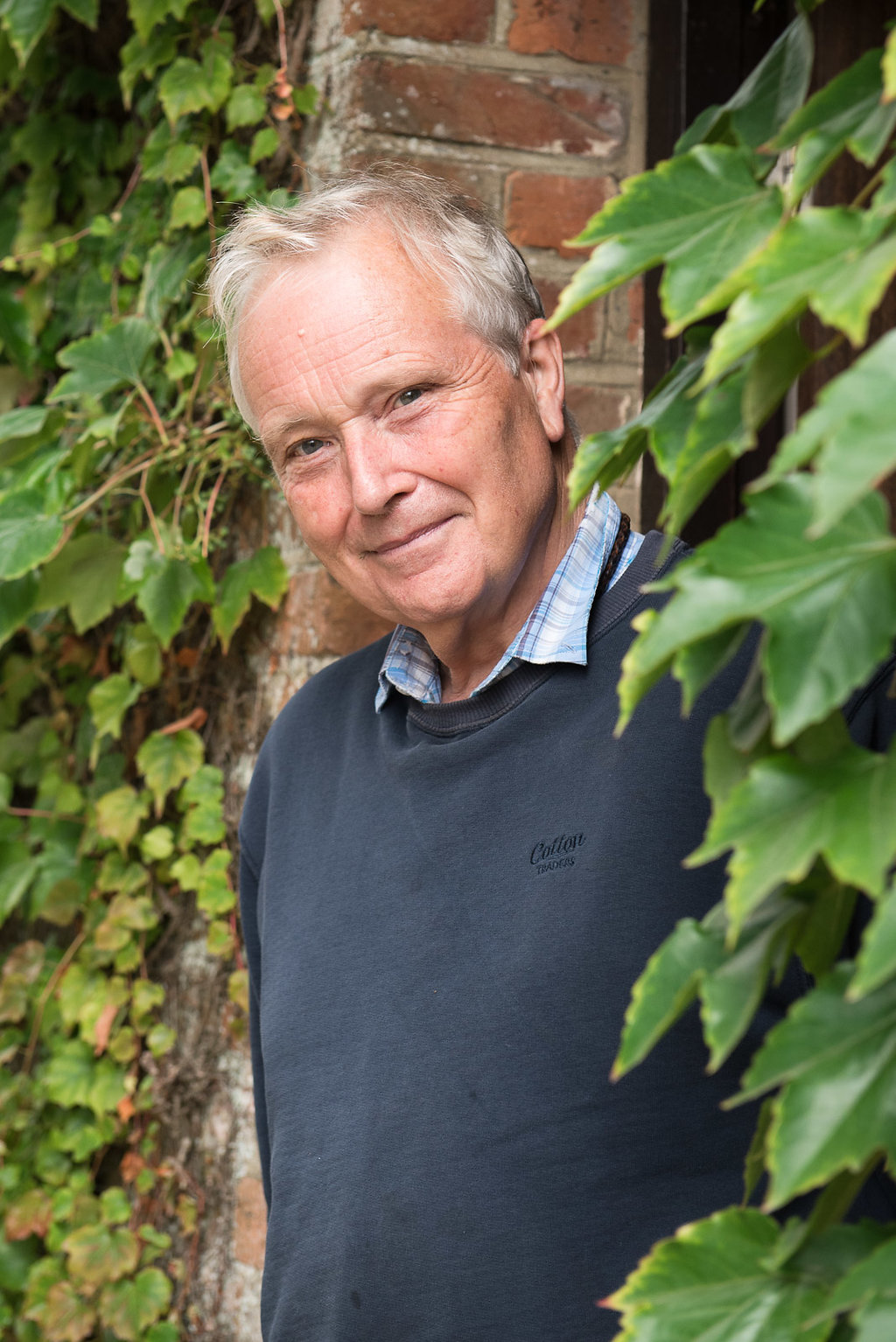 Christopher - A true pioneer of fish farming, Christopher has grown high quality trout on the Test and Itchen for over 40 years. He not only designed and built the farms, but developed the unique growing conditions that sets ChalkStream® trout apart.