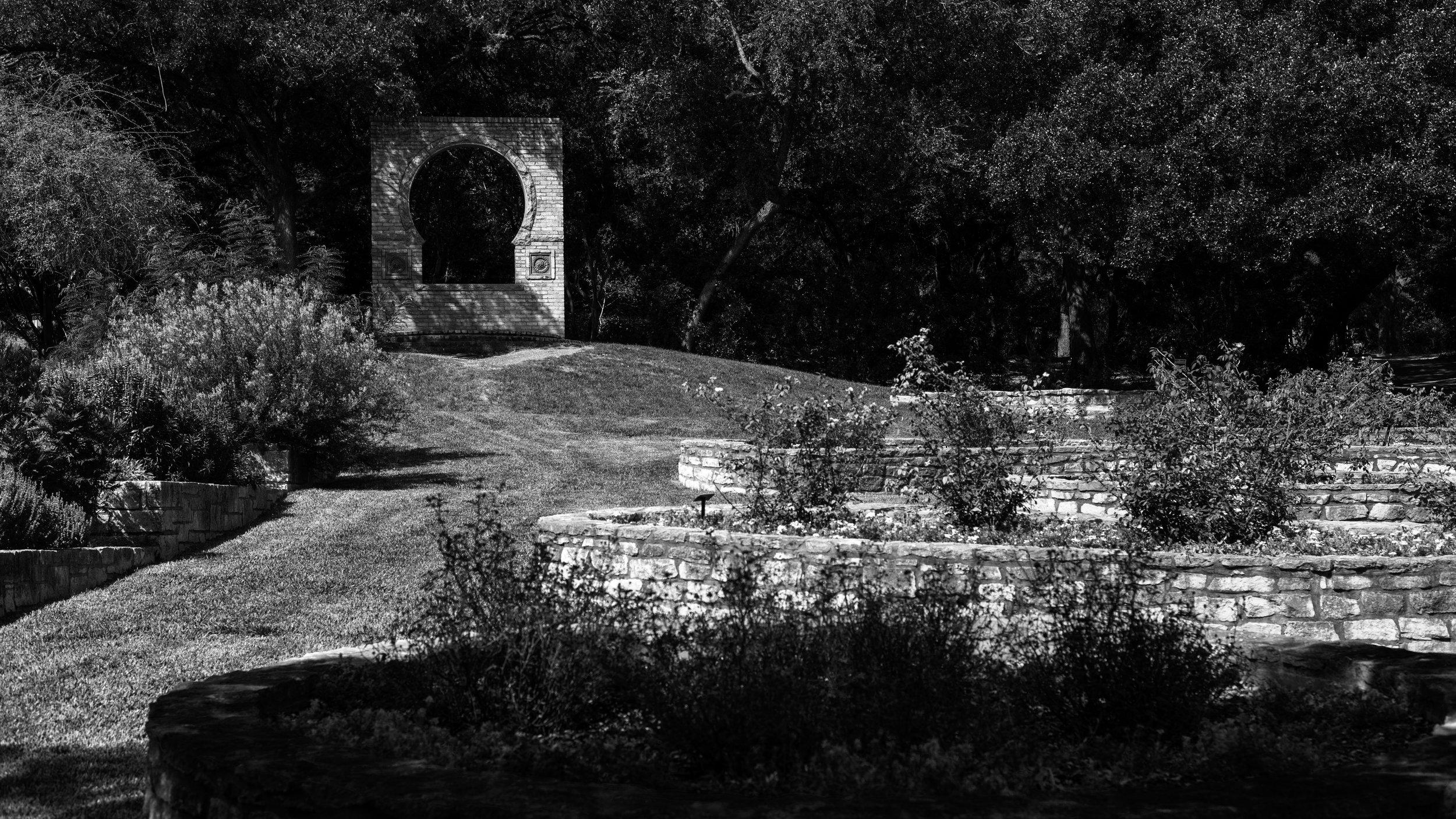 Zilker Botanical Garden 2019