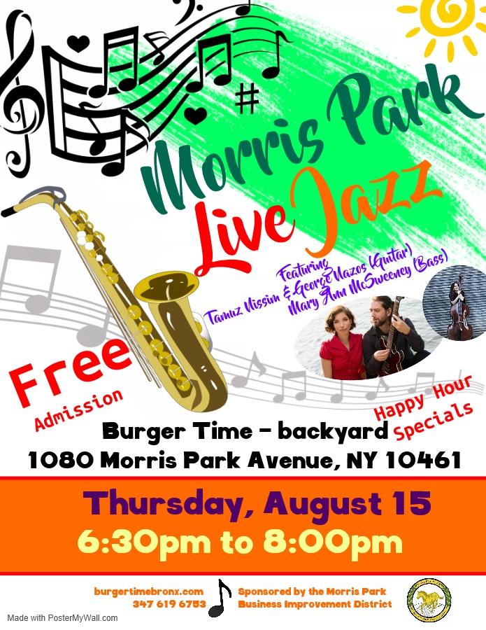 Morris Park Live Jazz - Aug 15.png