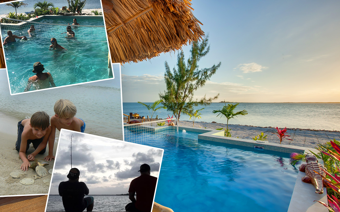 Make Memories - Perfect island for an amazing vacation with friends and family.