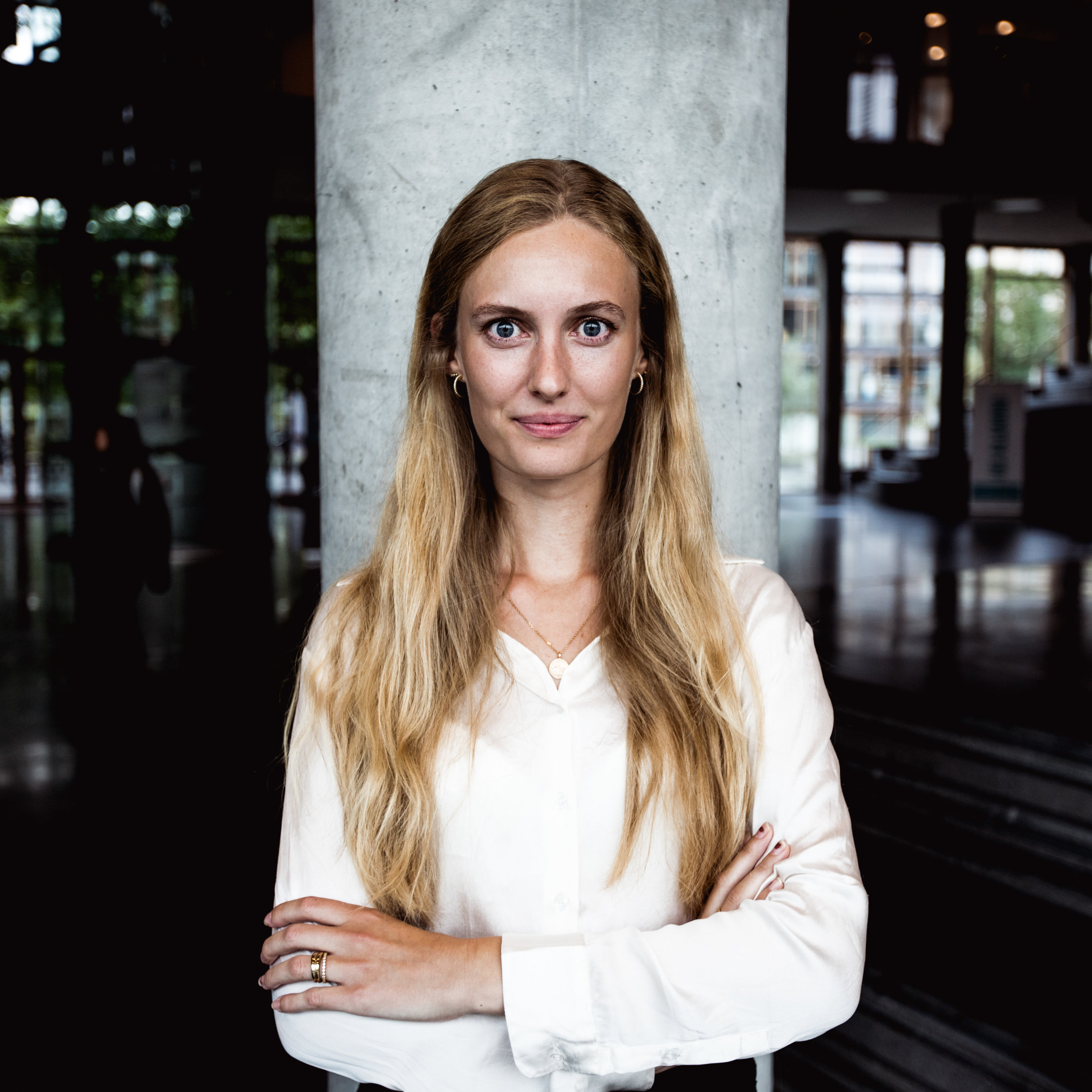 Anna Lauritsen   Head of Events