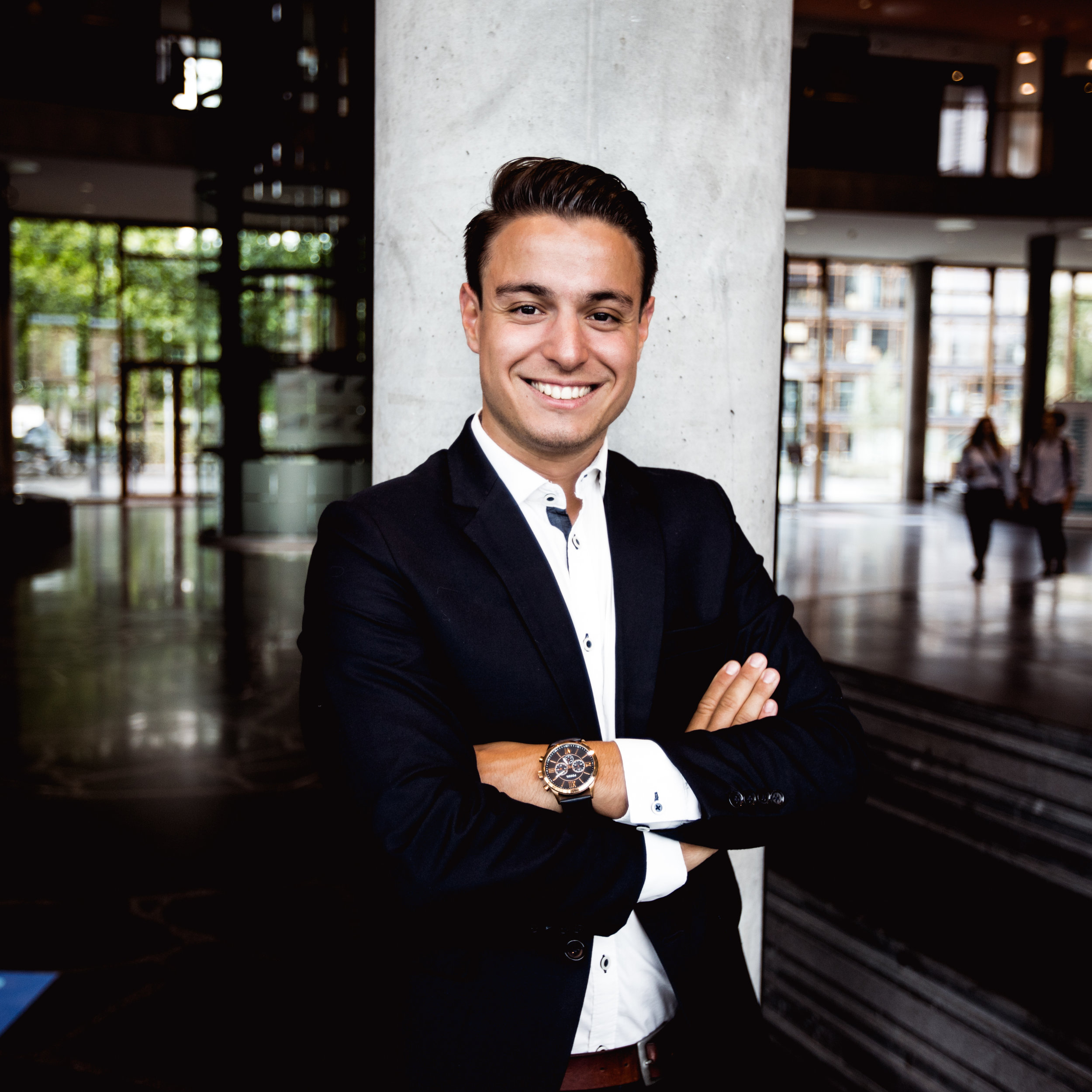 Maté Toro   Executive Advisor