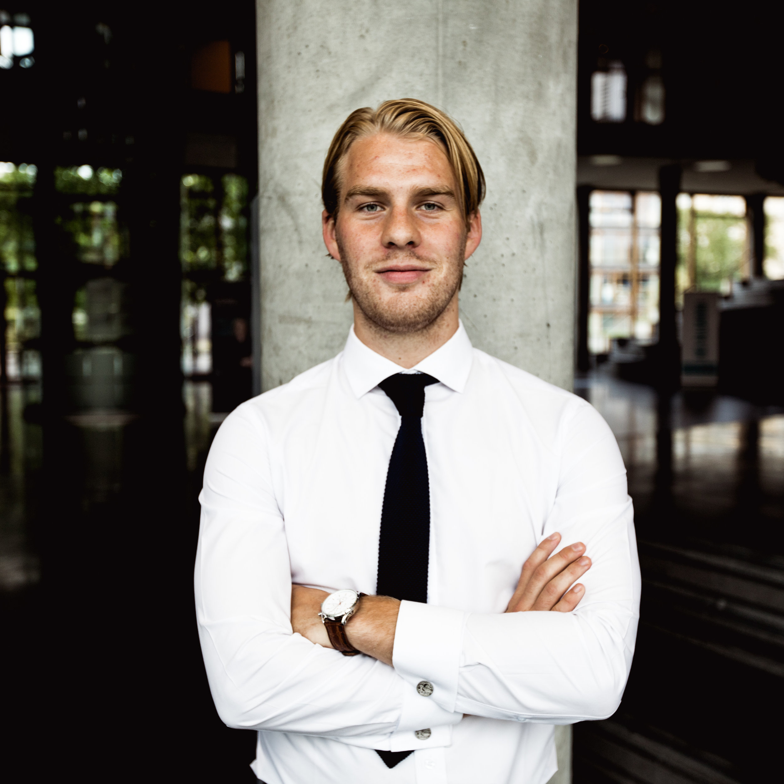 Malte Jessen   Partner Relations Manager