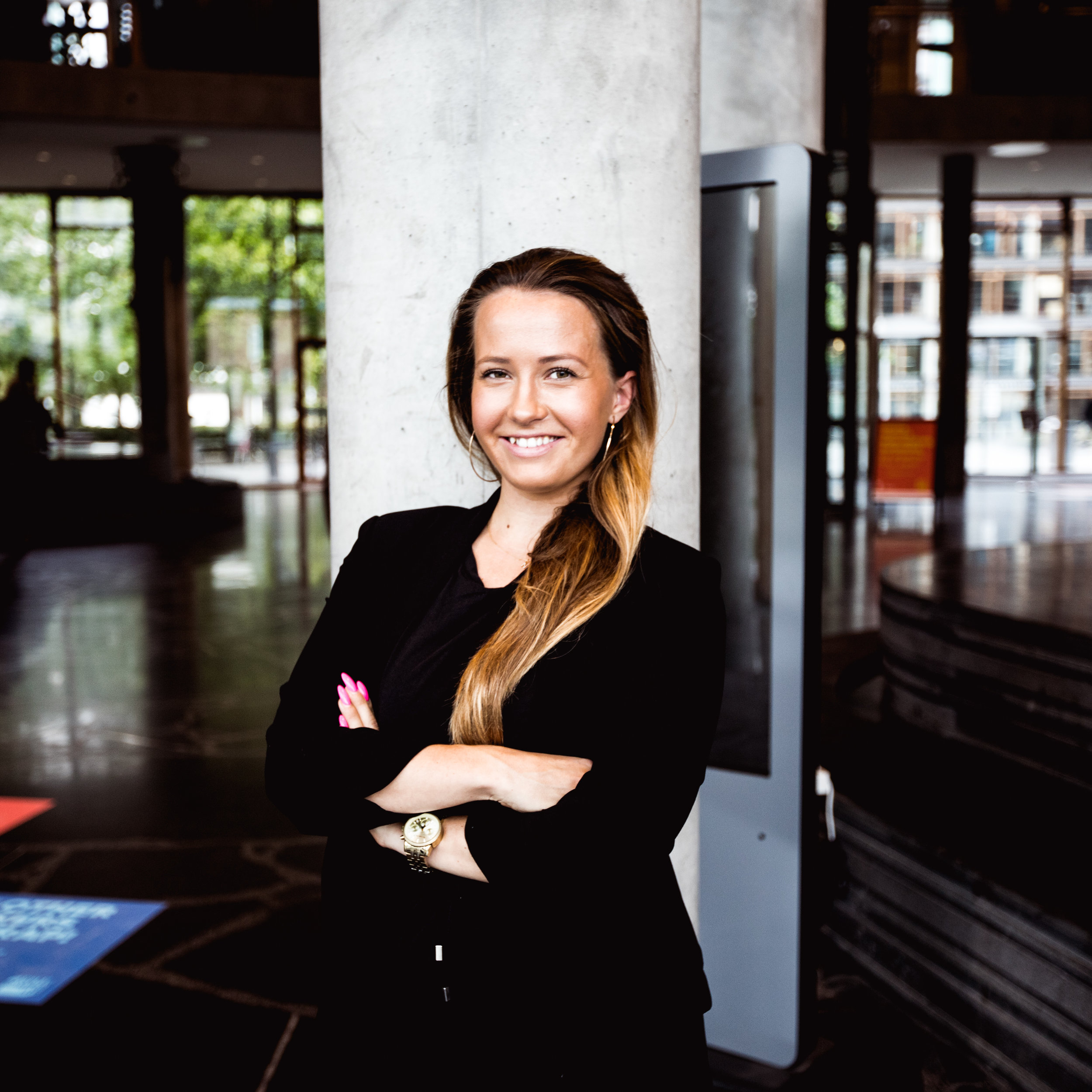 Nina Damkjær Thorsen   Head of Partnerships and Collaborations