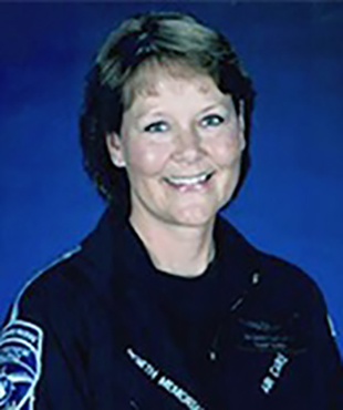 Debra K. Schott (Olson)  age 58, of Lester Prairie, MN, died tragically Friday morning, June 28th, 2019 in a helicopter crash in Brainerd, MN. Schott was a registered nurse with Ridgeview Emergency Dept and a flight nurse for North Air Care. She lived in Lester Prairie with her husband and daughter. Deb was a prior Winsted Reserve Officer, McLeod County Posse member, Ridgeview Ambulance Service (EMT-I), Winsted American Legion Post 407 Ladies Auxiliary member, Lester Prairie Lions Member, and MSRA and Gasholes Car Club in Hutchinson.   The Front Line Foundation (TFLF) wishes to express its condolences to the Schott Family. Further, TFLF hereby adds Deb Schott the list of EMTs who died while in the Line of Duty for our communities in Minnesota.   Thank you for your service Debra Schott!