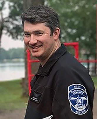 Timothy A. McDonald  age 44, of Bloomington, Minnesota passed away on June 28th, 2019. Tim led a life of service to Jesus, his family, his country, and his communities.  Tim's love for others led him into emergency medicine and later to serve as a Blackhawk pilot in the US Army. Tim served two combat tours in Iraq and left the service to fulfill his dream as a medevac pilot. Tim is incredibly proud of his wife and four children.  The Front Line Foundation (TFLF) wishes to express its condolences to the McDonald Family and further adds his name to those Fallen Heroes who have served Minnesota communities and lost their lives while serving in The Line of Duty.   Thank you for your service Tim McDonald!