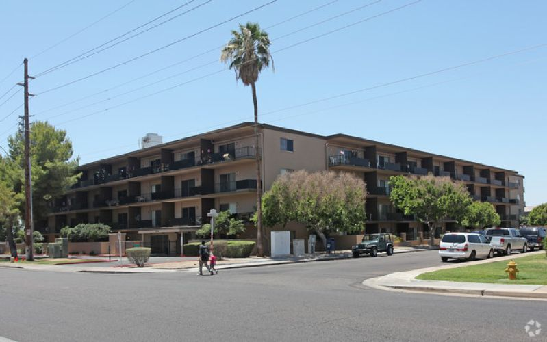 Pine Towers Apartments - Phase I