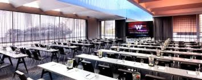 W Hotel Model Rooms and Meeting Space