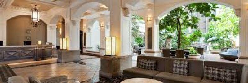 Burlingame Embassy Suites