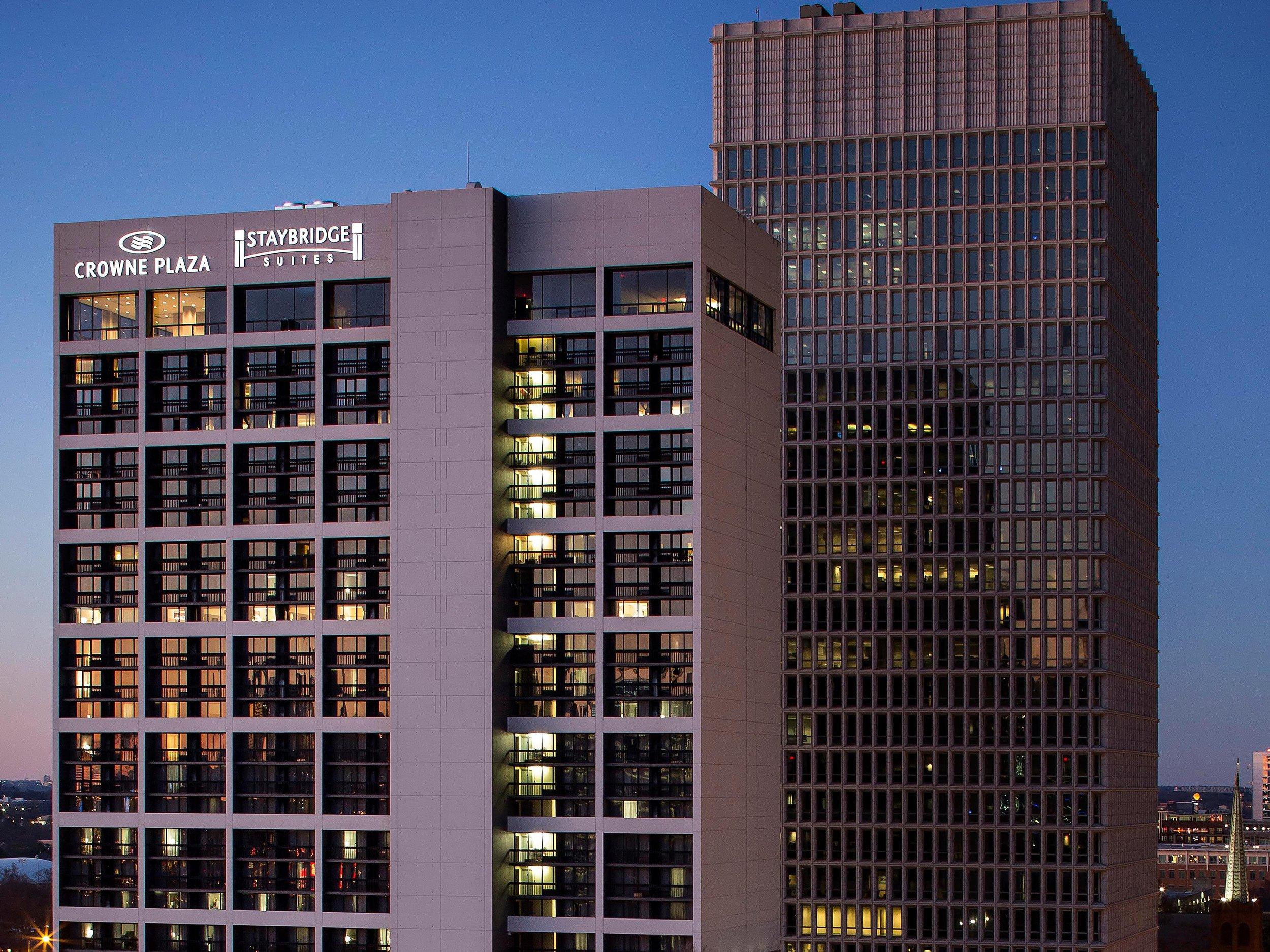 Crowne Plaza / Staybridge Suites Atlanta