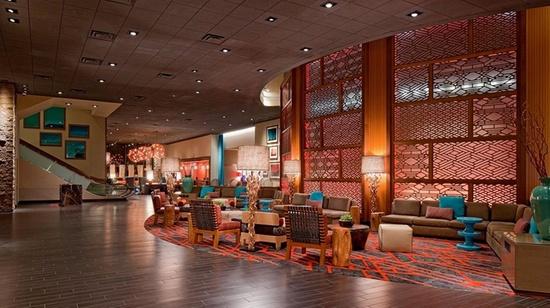 Hyatt Regency Lobby
