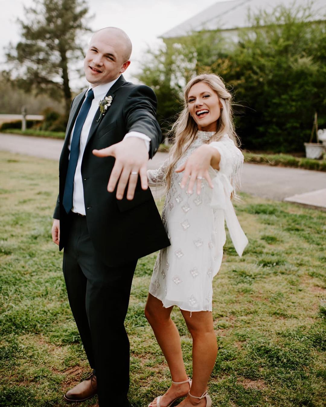 Drew got married! - Drew Mobley, who is our Data Coordinator on our USACE work at the corporate office got married on April 6th! Drew and his wife Whitney met in college at the University of North Alabama in Florence, AL. We are so excited for Drew and Whitney and love seeing our SSLLC families grow.