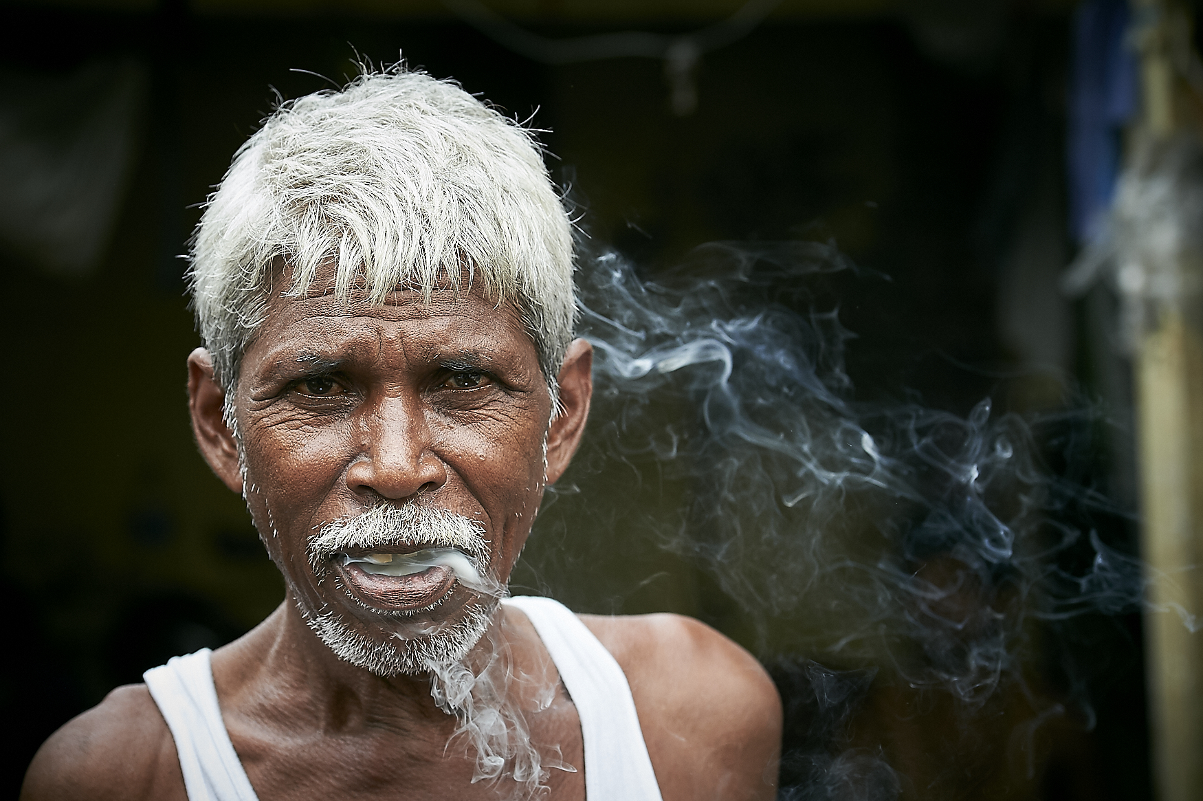 Dhobi Ghat washer, Mumbai