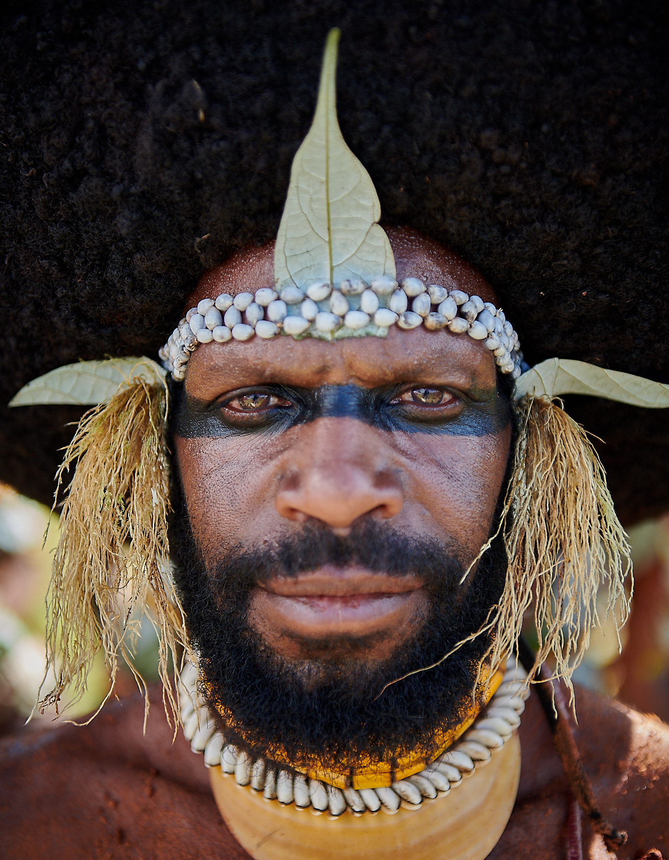 suli muli warrior, papua new guinea