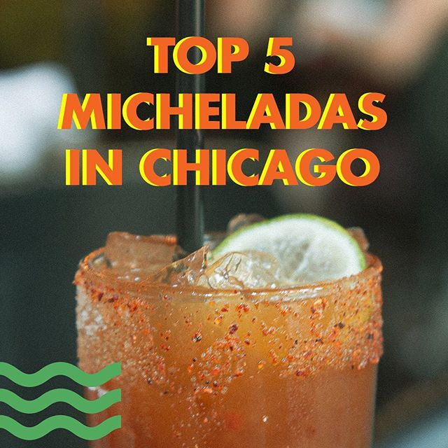 Can we make Michelada Monday a thing? Take the weekend to think on it. In the meantime, our interns found the #Top5 Micheladas in Chicago. #CavalryTop5 #TopFive #ThisIsCavalry #summerinterns #adinternship #agencylife #chitown #TGIF #michelada