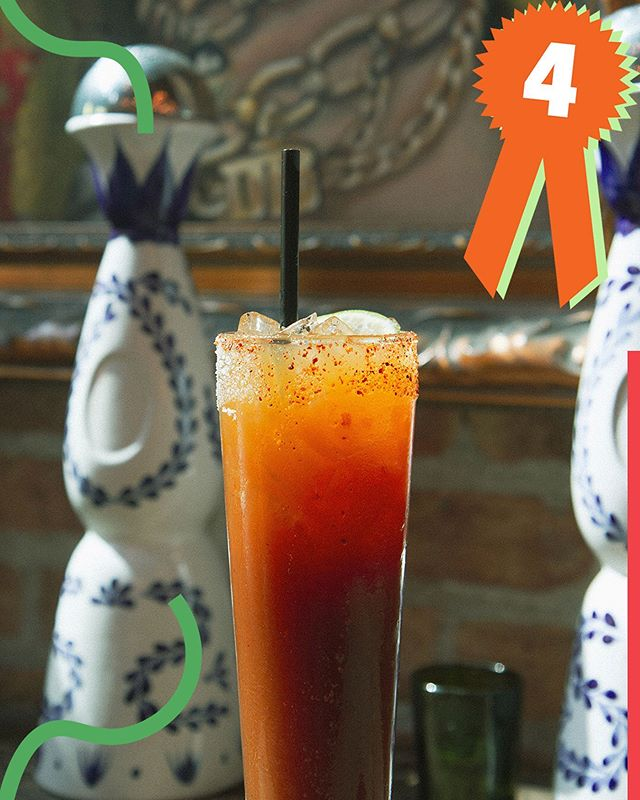 When it comes to spice, the number four Michelada knocked our metaphorical socks off (we had sandals on). Thanks, Moe.#CavalryTop5 #TopFive #ThisIsCavalry #summerinterns #adinternship #agencylife #chitown #TGIF #michelada