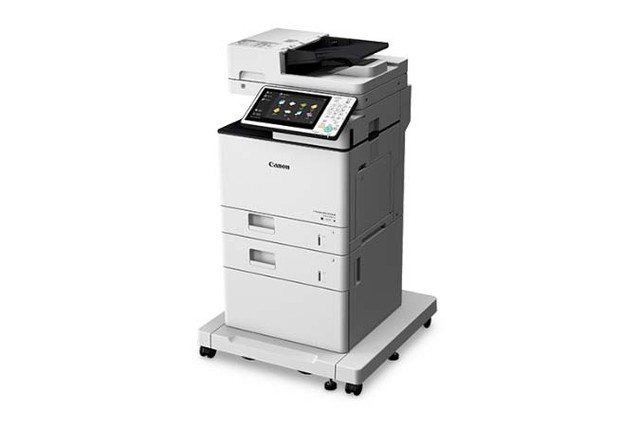 Check out our specials!  Canon IR615iF- ($300.00 Off! – Limited Quantities) Sale Purchase $3,795.00 or 60 Month Lease $71.73/m (Reg $4,095.00 $77.41/m)  Document Feeder Copy, Print, Scan, Fax 65 Pages per Minute, 1 Paper Drawer, 500 Sheet Paper Supply *Delivery, setup and starting toner included* **Service contracts also available**