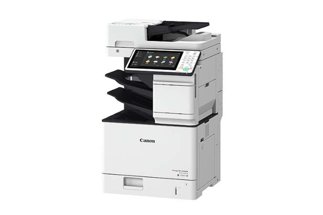 Check out our current specials!  https://www.easterncopyfax.com/current-specials  Canon IR715iF - $600.00 Off! – Limited Quantities) Sale Purchase Price $4,095 or 60 Month Lease $77.40/m (Reg $4,695.00 or 60 Month Lease $88.75/m) Document Feeder Copy, Print, Scan, Fax 75 Pages per Minute, 1 Paper Drawer, 500 Sheet Paper Supply