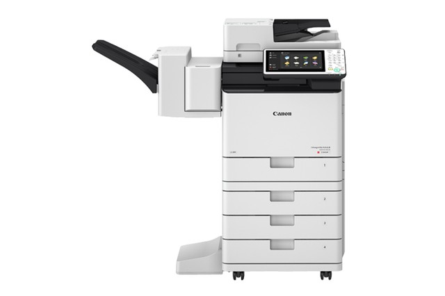 WHY LEASE!? Check this out!  New Canon Color image RUNNER Advance C356iF - let us help you! Call ☎ (978) 768-3808  Purchase Price $4,095 - 60 Month Lease $77.40/per month  IRC356iF-III  Document Feeder Print, Scan, Copy, Fax 36 Pages per Minute, 1 Paper Drawer, 500 Sheet Paper Supply  WHY LEASE!? Low upfront costs: Leasing not only allows businesses to obtain printers with low upfront costs, it also helps preserve credit. Many small businesses have limited access to credit and want to avoid using it whenever possible; leasing equipment is one way to do that.  No hassle: When a company leases printers, there is no resale or disposal hassle. Leasing is also convenient because most equipment providers offer maintenance plans, which can be included in the lease itself or paid for separately. Companies with limited IT staff often choose leasing for maintenance purposes alone.  www.easterncopyfax.com