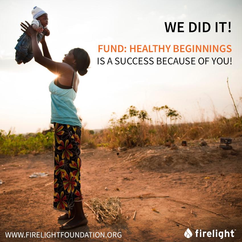 HealthyBeginnings Success!