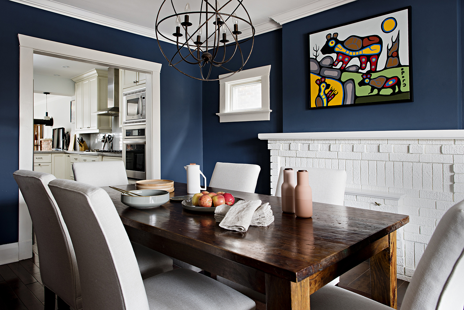 Inspired by this space? - See what Four Blocks South can do for your home by contacting our team today. We will be in touch soon after to schedule a call and discuss your residential interior design project.