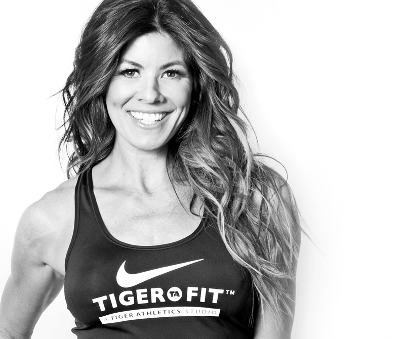 STACIE CLARK - Co-Founder / Celebrity Trainer / iFit Daily Fitness Expert & Spokesmodel / Season 16 Trainer Runner-up for NBC's reality show The Biggest Loser / Named America's