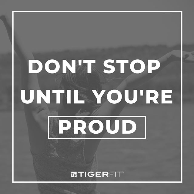 Monday's can suck...But they suck less if you have something to be PROUD about. Come in for a morning workout and start your week on a PROUD note!⠀ .⠀ .⠀ .⠀ #proud #monday #motivation #motivationalquote #morning #workout #fitness #am #sweat #fitfam #training