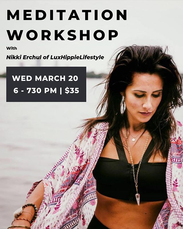 Join us TOMORROW (March 20) for a Meditation Workshop with @luxhippielifestyle 🙏 ⠀ ⠀ This months meditation workshop will be a while new take on healing emotional hurts. ⠀ ⠀ We all have them; some of us ignore them, some of us try to pretend that money, food, drinking or work will salve those wounds. The truth is, we can heal ourselves with EASE through the power of meditation.⠀ .⠀ .⠀ .⠀ #calm #fitness #meditation #motivation #BeTigerFit #hurt #emotions #future #past #mind #stress #relief